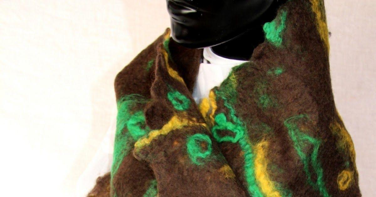 bufanda lana de merino