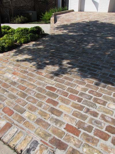 Acadian Brick Amp Stone Antique Interior Brick Photo