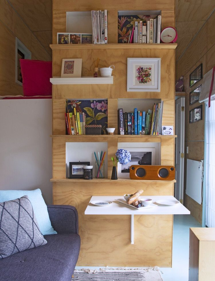 Peachy The Nest Tiny House 18 Sqm New Plymouth New Zealand Best Image Libraries Weasiibadanjobscom