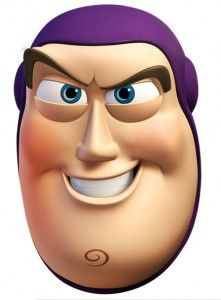 Buzz Lightyear Face Mask Toy Story Woody Toy Story Jessie Toy Story Toy Story Cakes