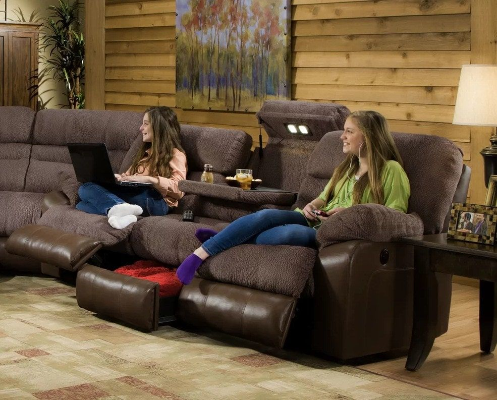 38 Types Of Sectional Sofas 2020 Buying Guide Reclining Sectional Sectional Sofa Couch Sectional Sofa Sale
