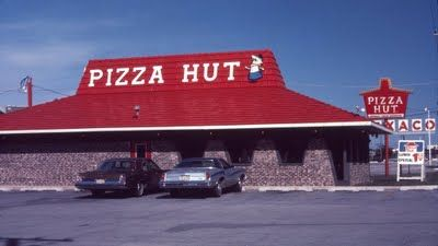 Pizza Hut Went There After Every High School Football Game