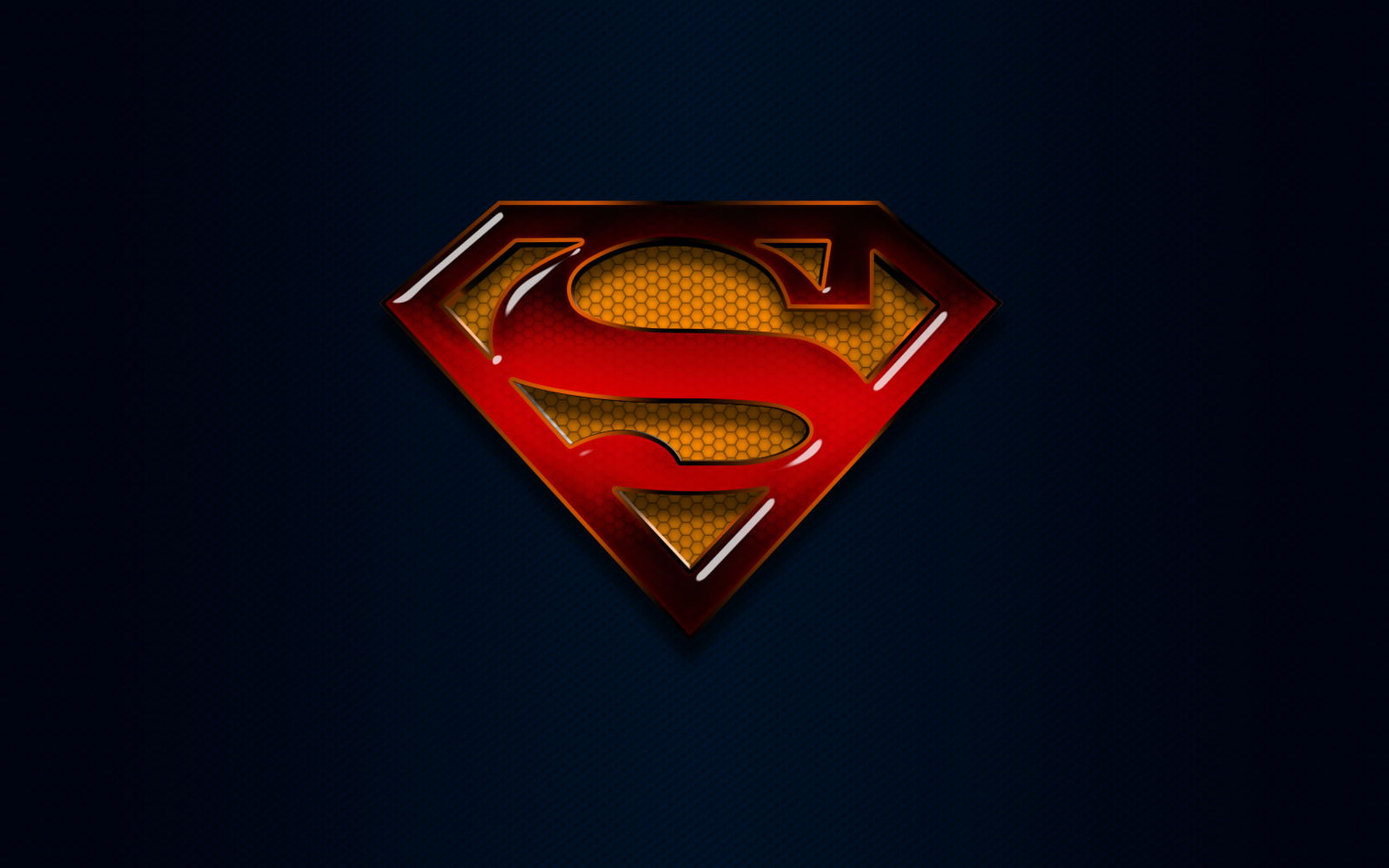 Superman logo by Benokil Superman, Heroe