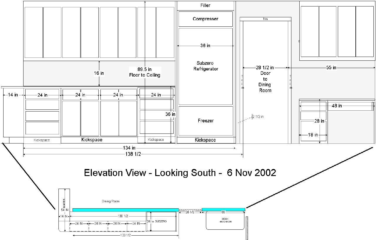 10X12 Kitchen Floor Plans
