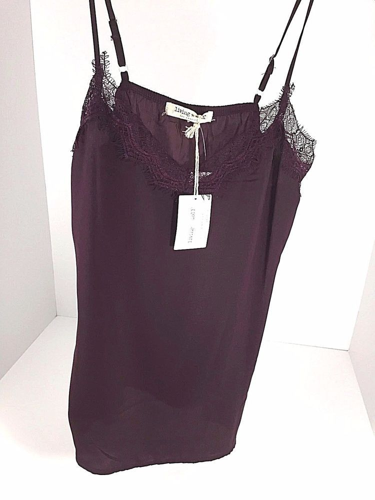 24da7d4854dfbc Juniors Ladies Womens Cami Living Doll Belk 2 SZ M   2 SZ L 886998517917  Romance