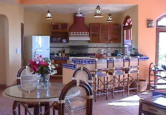 Modern Mexican Kitchen Design Kitchen Decor Farmhouse