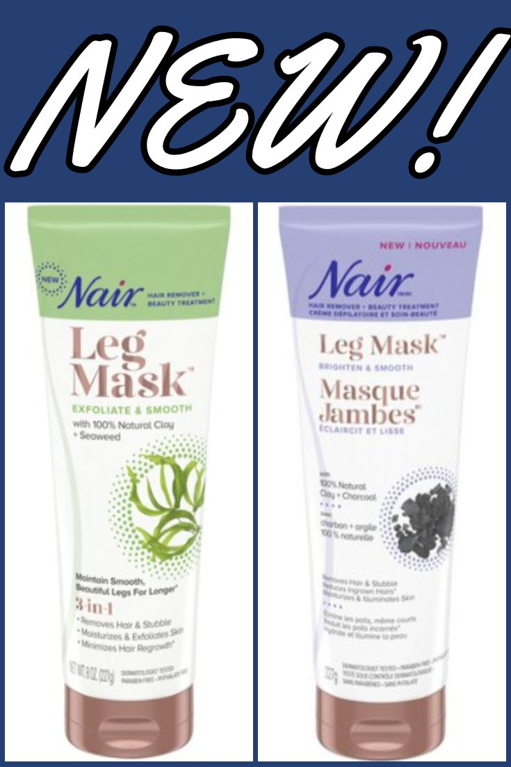 Nair leg mask review best hair removal cream hair