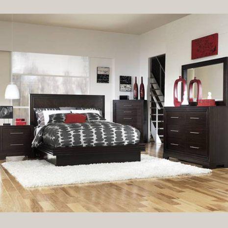 Forum Bedroom Set - Furniture Store, St Louis, Missouri Phillips