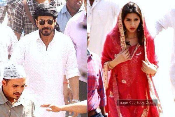 SPOTTED: Shah Rukh Khan and Mahira Khan on the sets of 'Raees' - Raees Box  Office Collection, Review and more interesting facts about Shah Rukh Khan's  film ...