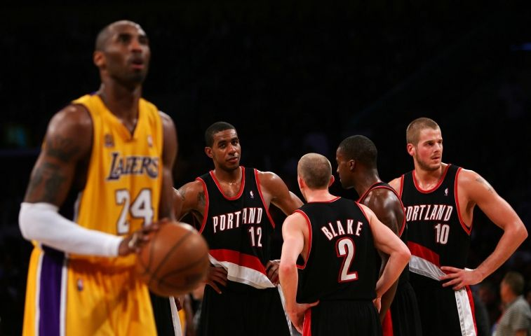 Blazers Beat Lakers 127 119 On Emotional Night At Staples Center Game Rewind In 2020 Nba News Nba Scores Lakers