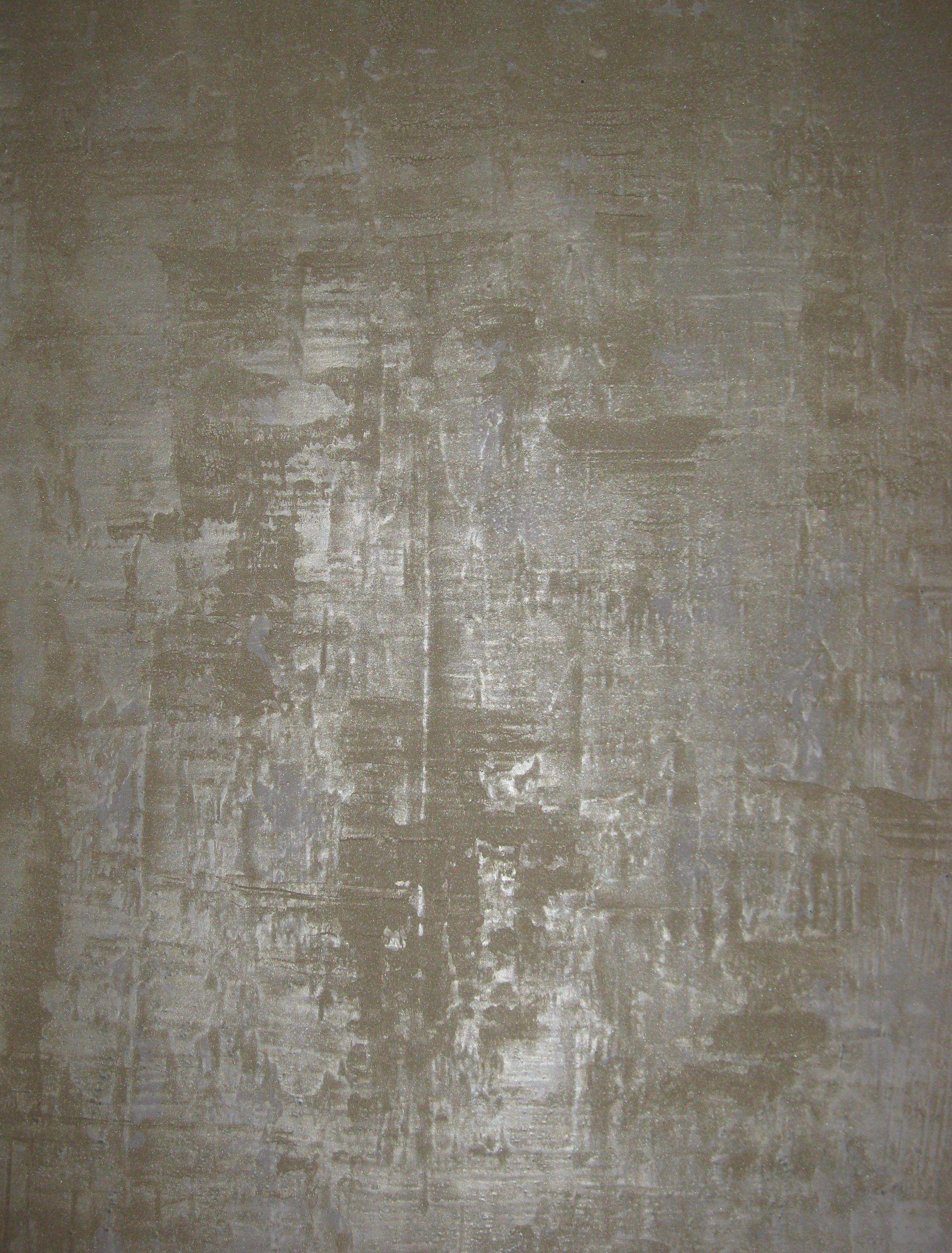 Venetian plaster with mica powder