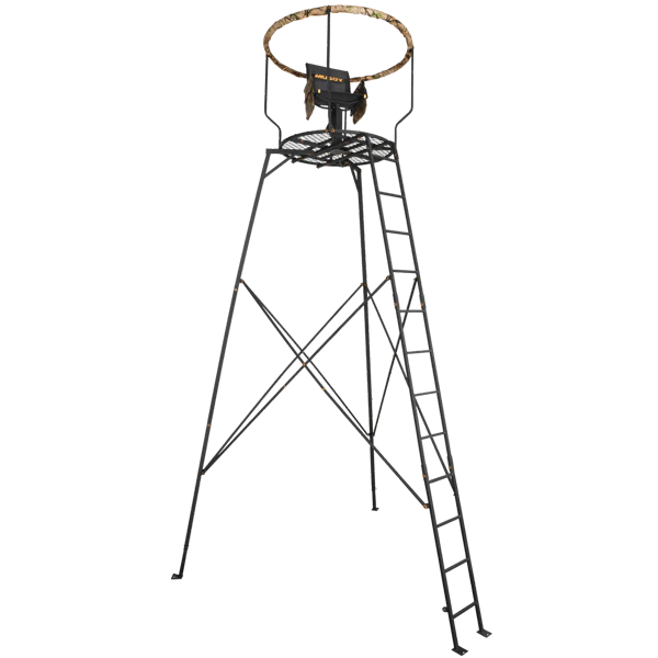 Muddy Liberty Tripod Tripod Deer Stand Adjustable Legs