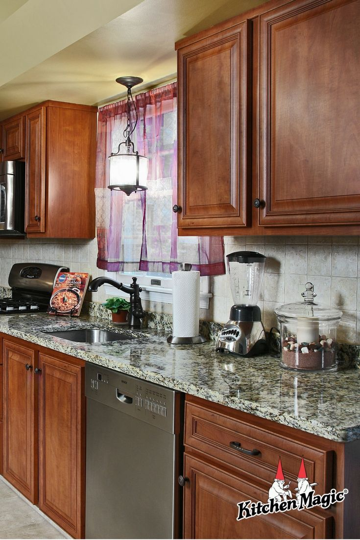Glazed Cabinets for a Stylishly Distressed Look | Kitchen ...