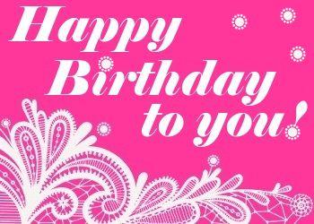 Genoeg leuke vrouw verjaardag plaatjes | Verjaardagskaarten - Happy #MS69