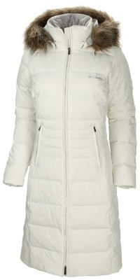 3cede2499 Women's Varaluck™ III Long Down Jacket | Winter is coming | Winter ...
