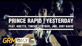 Yesterday – Prince Rapid Ft Ghetts, Tinchy Stryder, JME, Dirt Danger | Soul Central TV