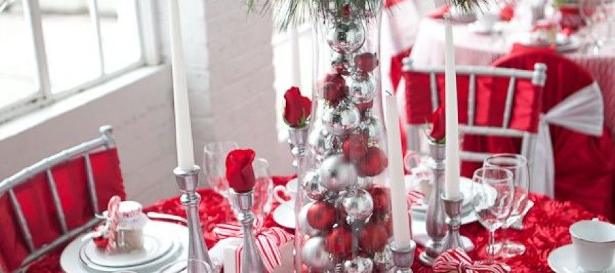Centro de mesa perfecto para navidad 2017- 2018 Christmas decor