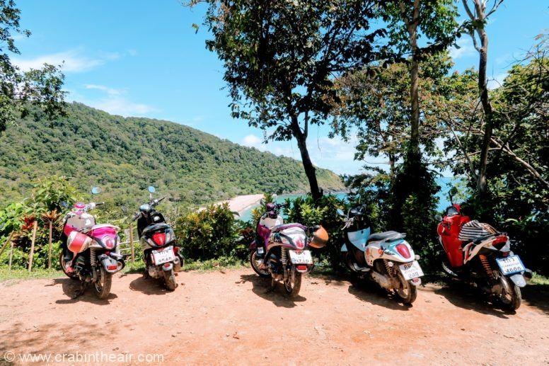 Image result for koh lanta scooter