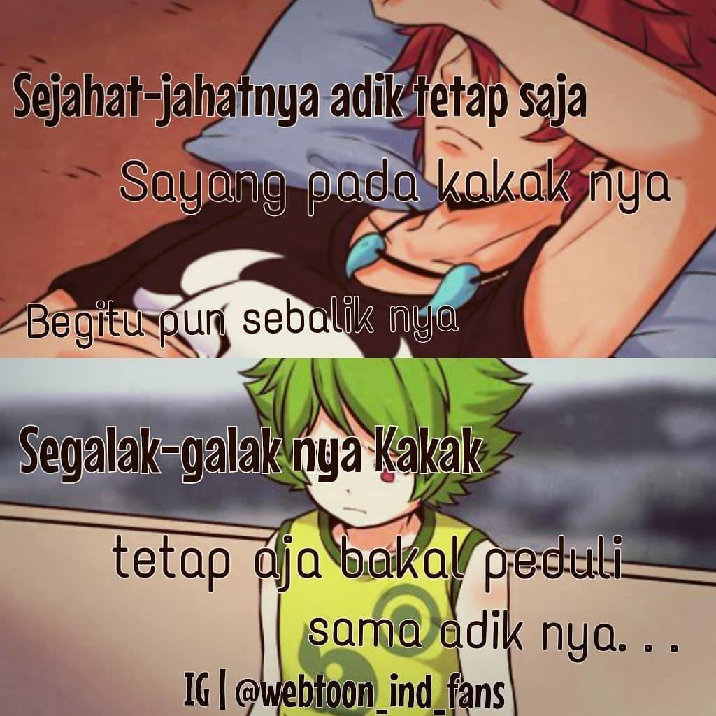 Eadly 7 Inside Me Genre Webtoon Kata Kata Mutiara Kutipan Lelucon