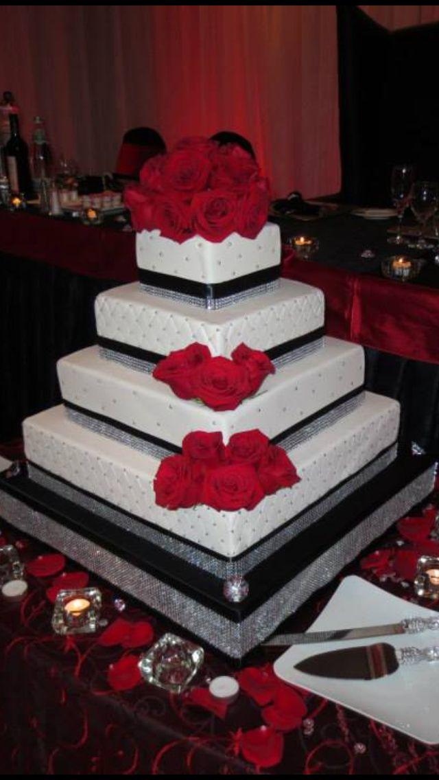 gateau de mariage ( gateau creation carine) | wedding | pinterest