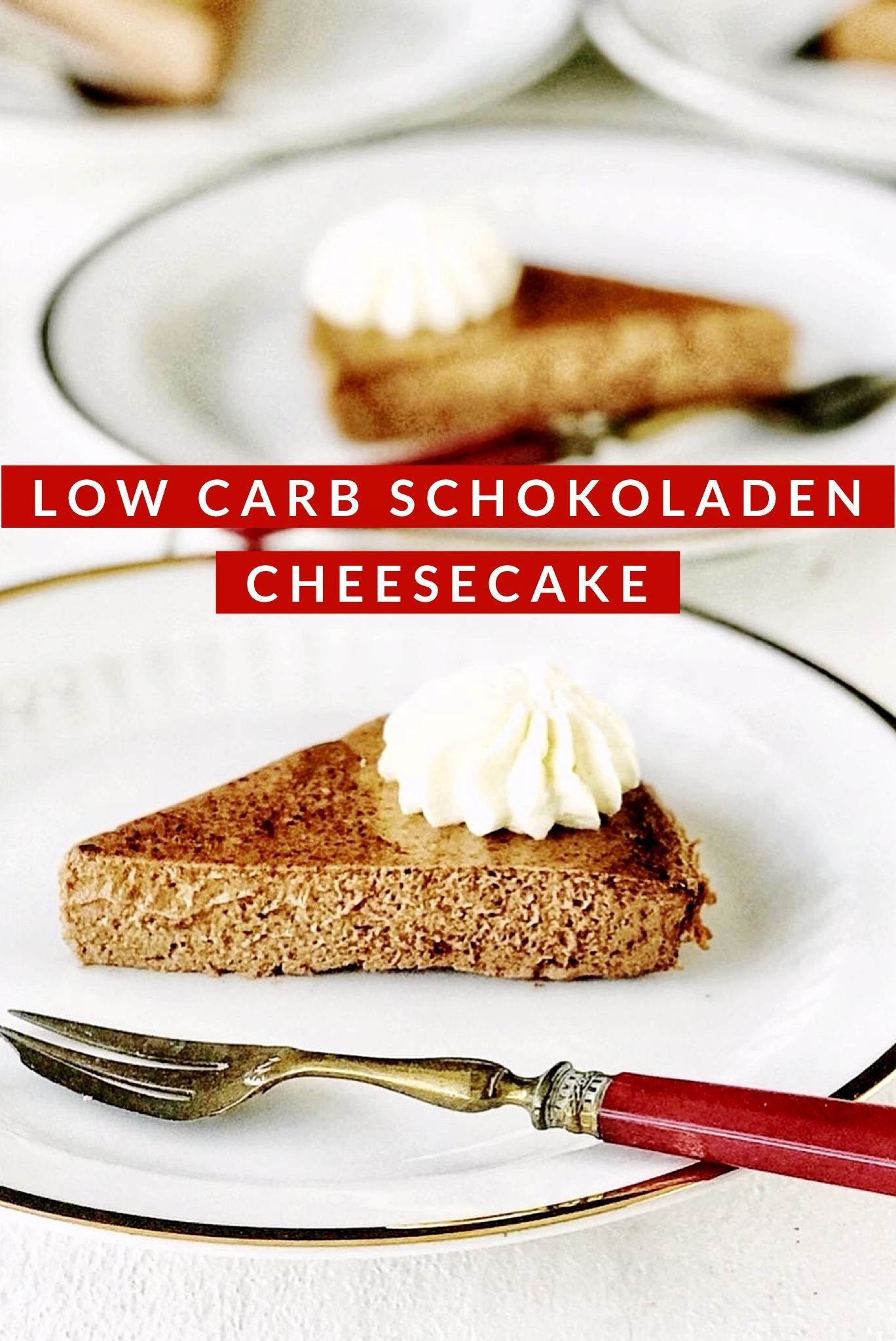 World's best chocolate cheesecake low carb & super simple - Holla the cooking fairy - #cheesecake #chocolate #cooking #holla #simple #super #world - #DelishRecipesAppetizers
