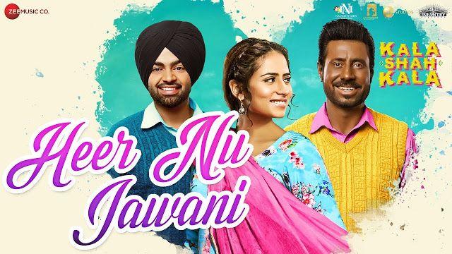 Heer Nu Jawani Song Lyrics - Navjeet   Bollywood Punjabi