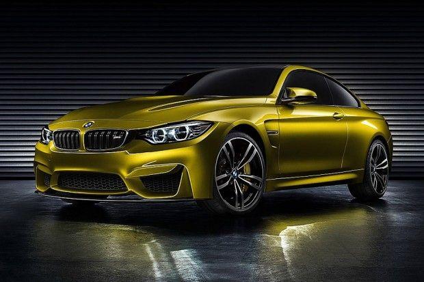 2015 BMW M4 Coupe Concept