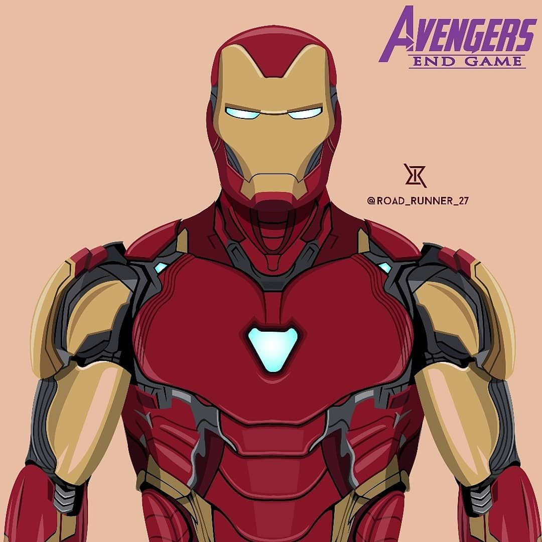 Iron Man Mark 85 Armor Are You Ready For The End Game Follow