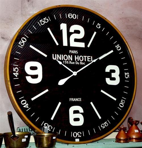 Bilderesultat For Antique De Paris Wall Clock 100cm Paris Wall Clock Clock Wall Clock
