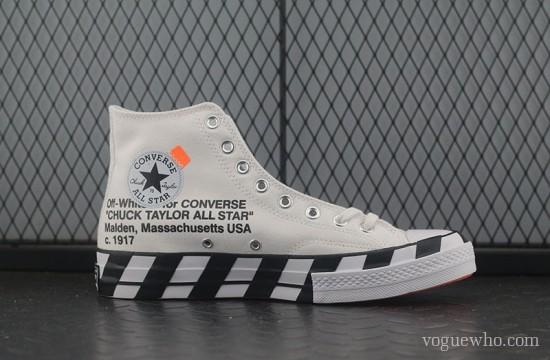 Off-White x Converse 2.0 Chuck 70 Hi
