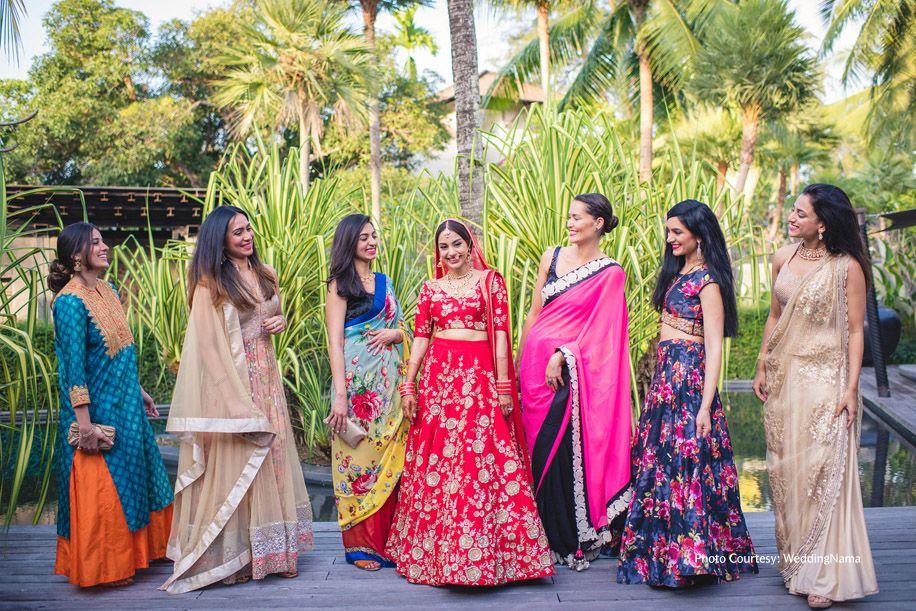 Thailand Wedding, Bride Squad, Bride