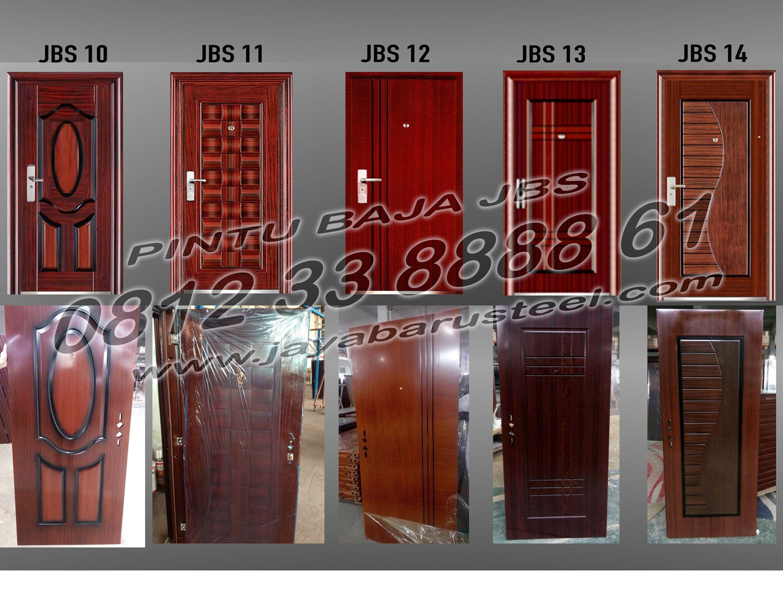 19 Contoh Pintu Besi Rumah Minimalis - Desain Dekorasi Rumah