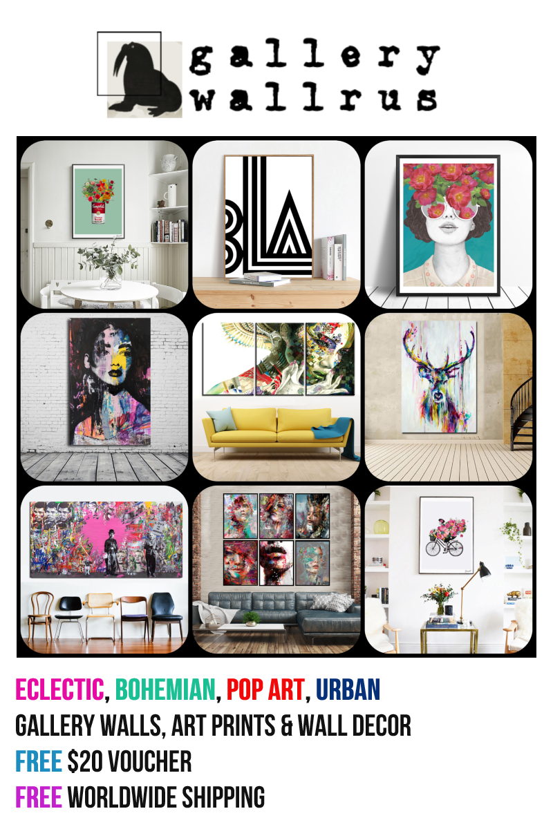 Free 20 Voucher To Spend On Your Favorite Gallery Wall Set And