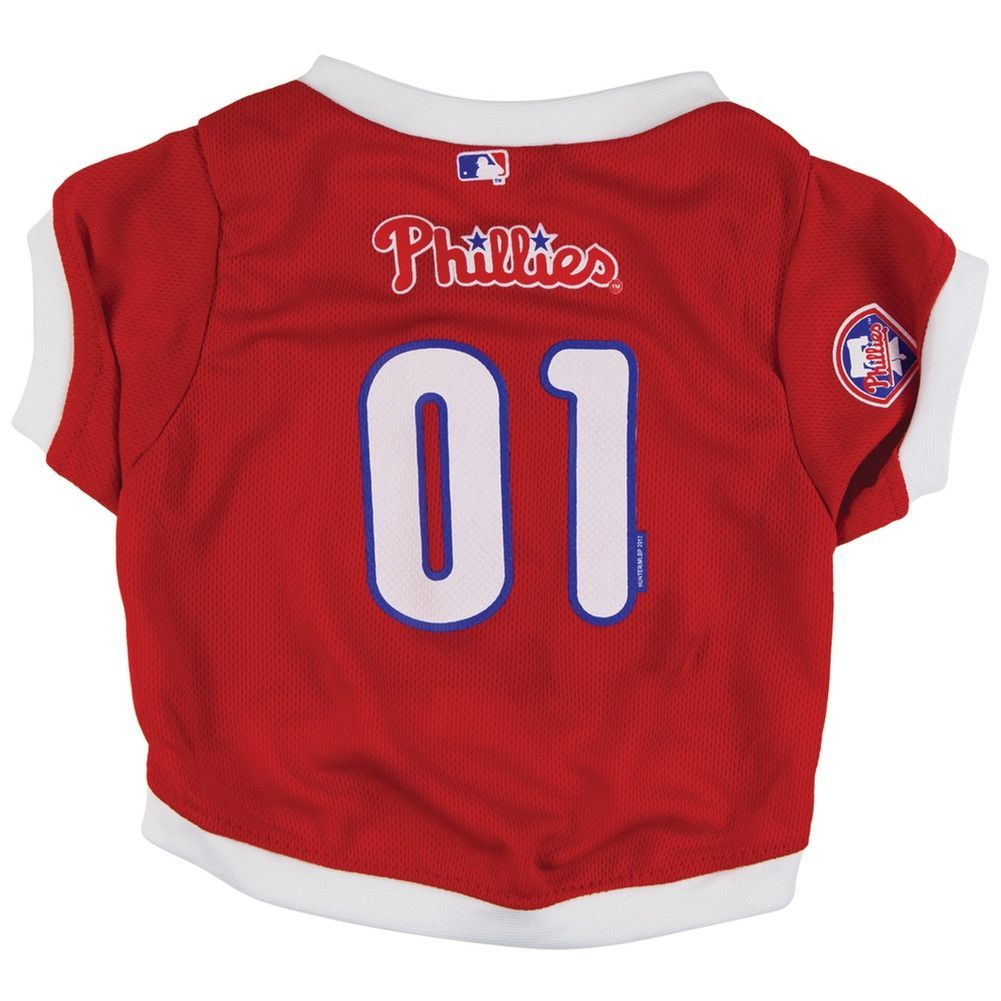 Philadelphia Phillies - Team Colors Dog Jersey