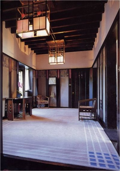 Exquisite Architecture and Design by Charles Rennie Mackintosh