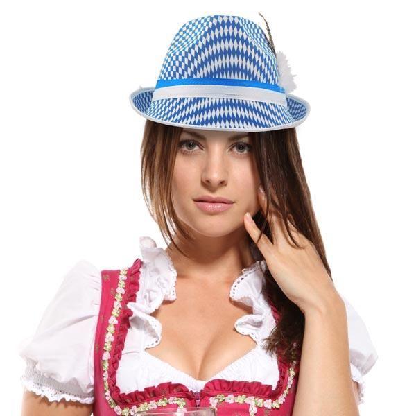 Sombrero Baviera con Pluma para divertirse en Oktoberfest http://www.airedefiesta.com/9018-sombrero-tiroles-baviera-con-pluma.html