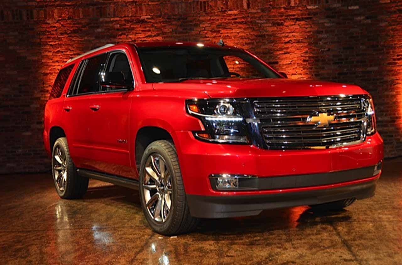 Awesome Stunning Chevrolet Tahoe 2015 Specs | Cars | Pinterest ...