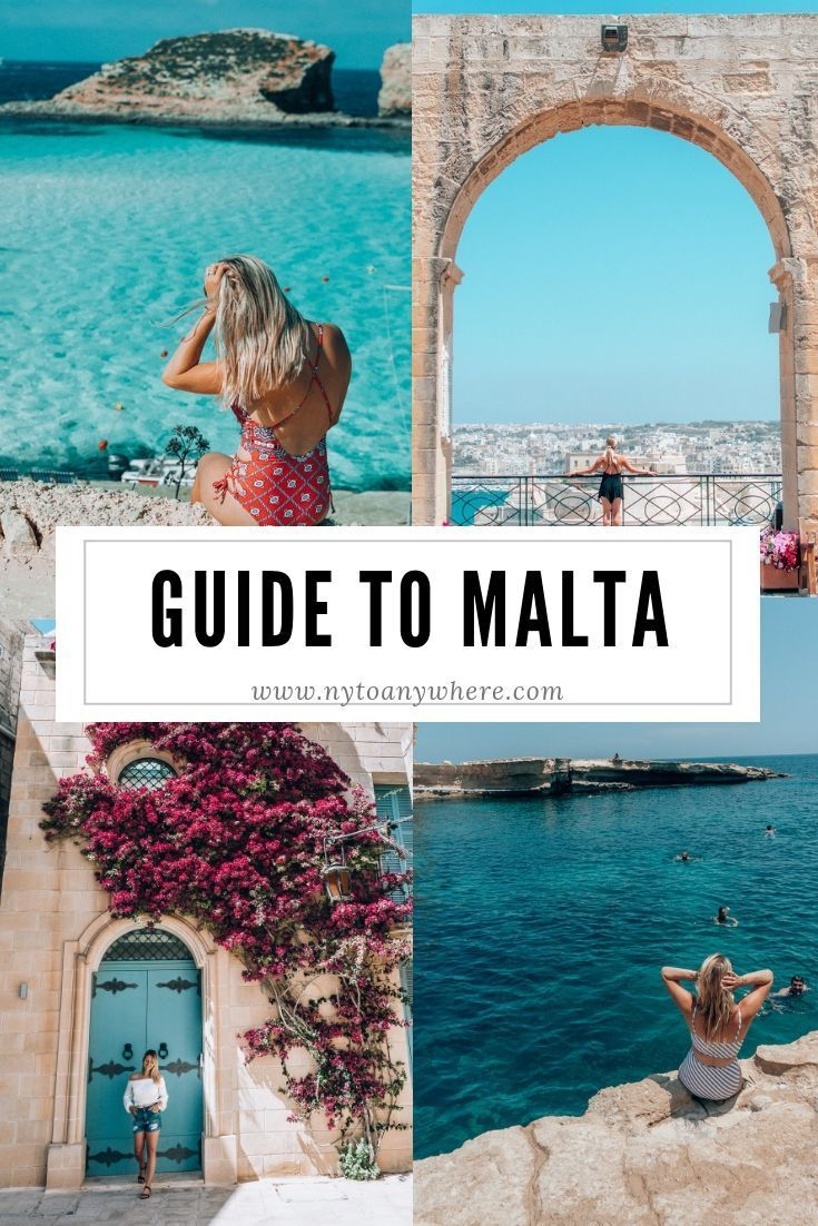 Ultimate Malta Travel Guide: Everything you Need to Know to Plan your Trip