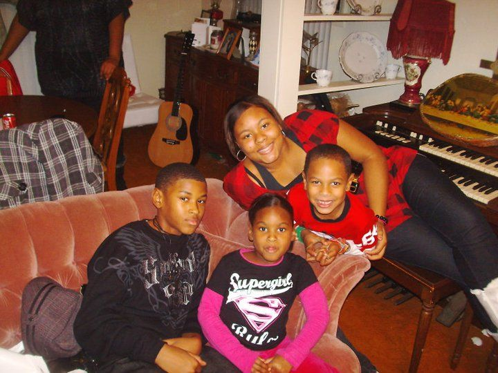 My greatest gratitude.... my kids!