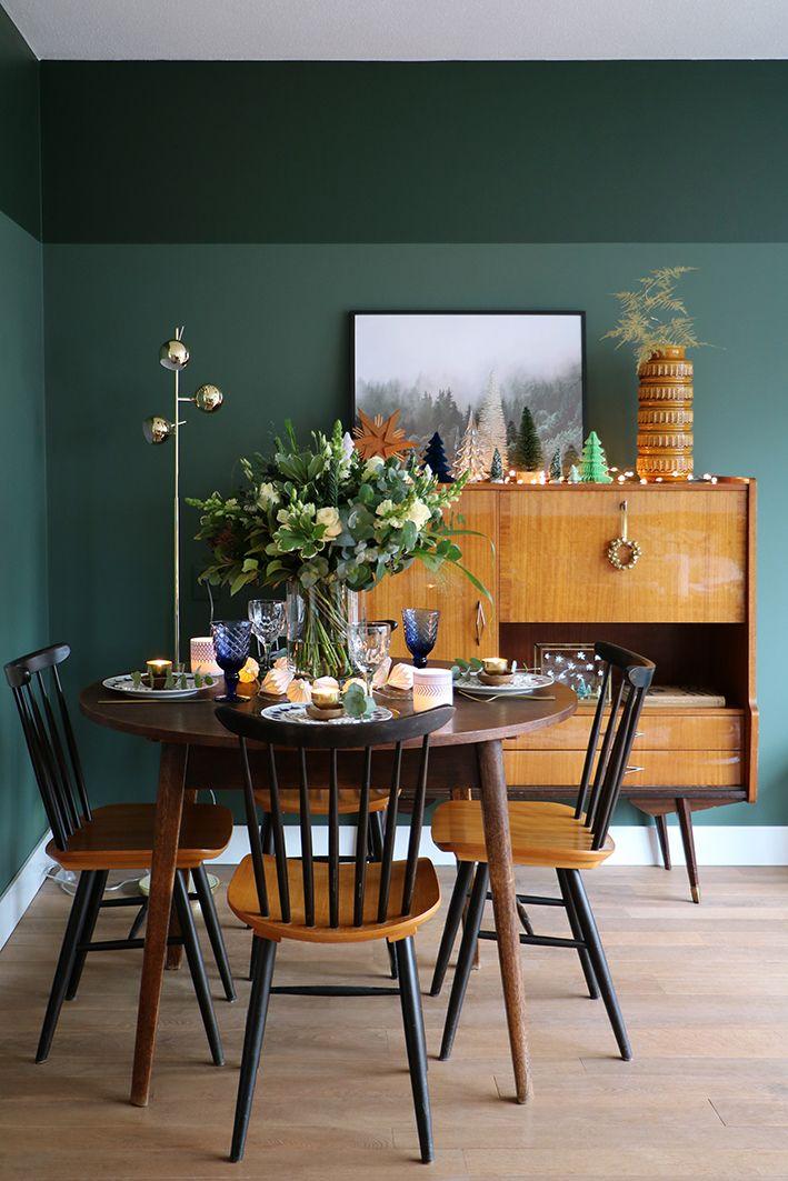 Boeket Als Pronkstuk Op De Eettafel Pinterest Interiors Enchanting Dining Room Table Settings Exterior