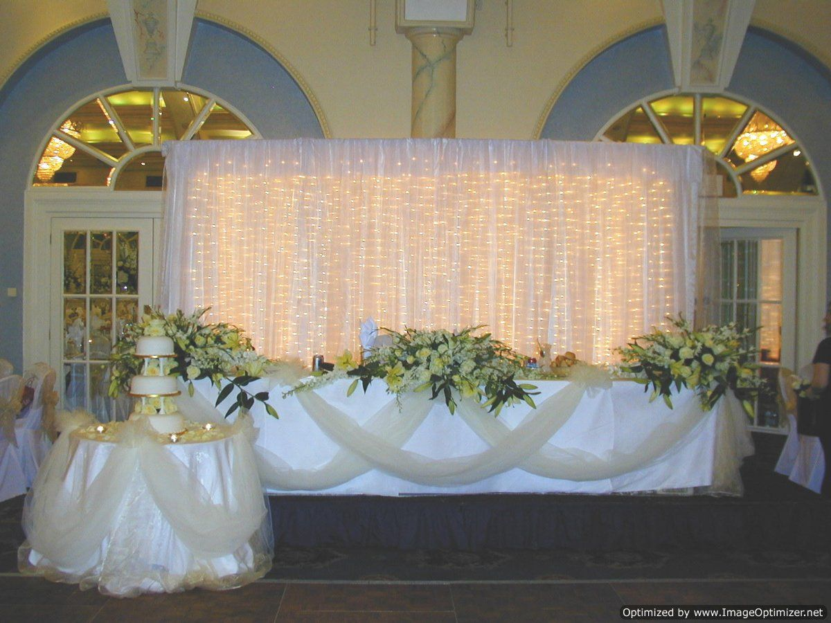 Civil Wedding Decoration Ideas: Wedding Table Top Decorations