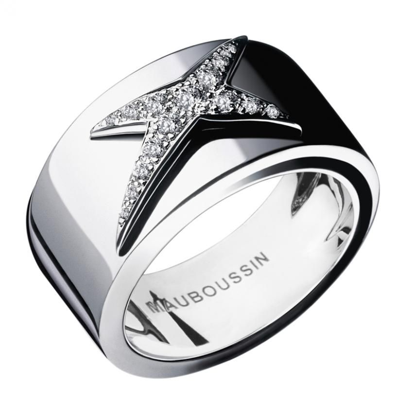 bague diamant du demon mauboussin