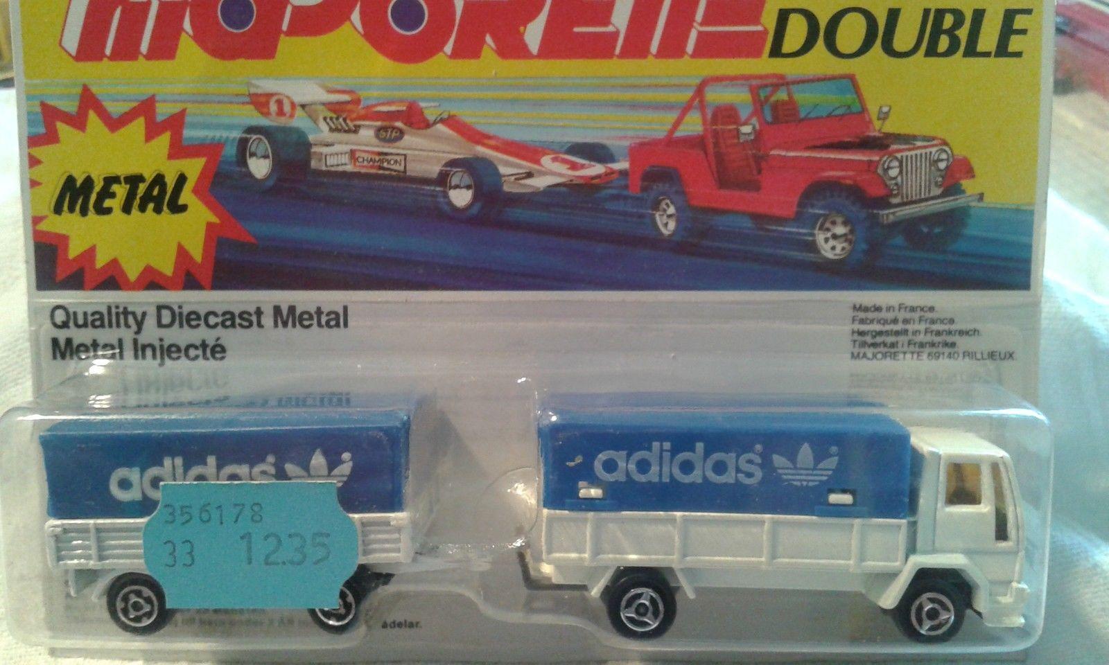 Adidas 1990 D'enfance Miniatures 12f35Majorette Voiture OXuPkZiT