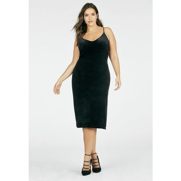 Plus Size Calf Length Dresses