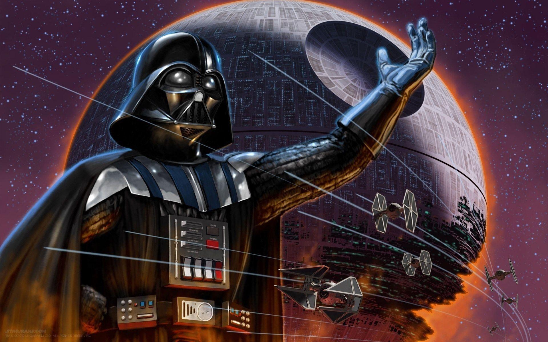 Widescreen Wallpaper Star Wars 1920x1200 397 KB