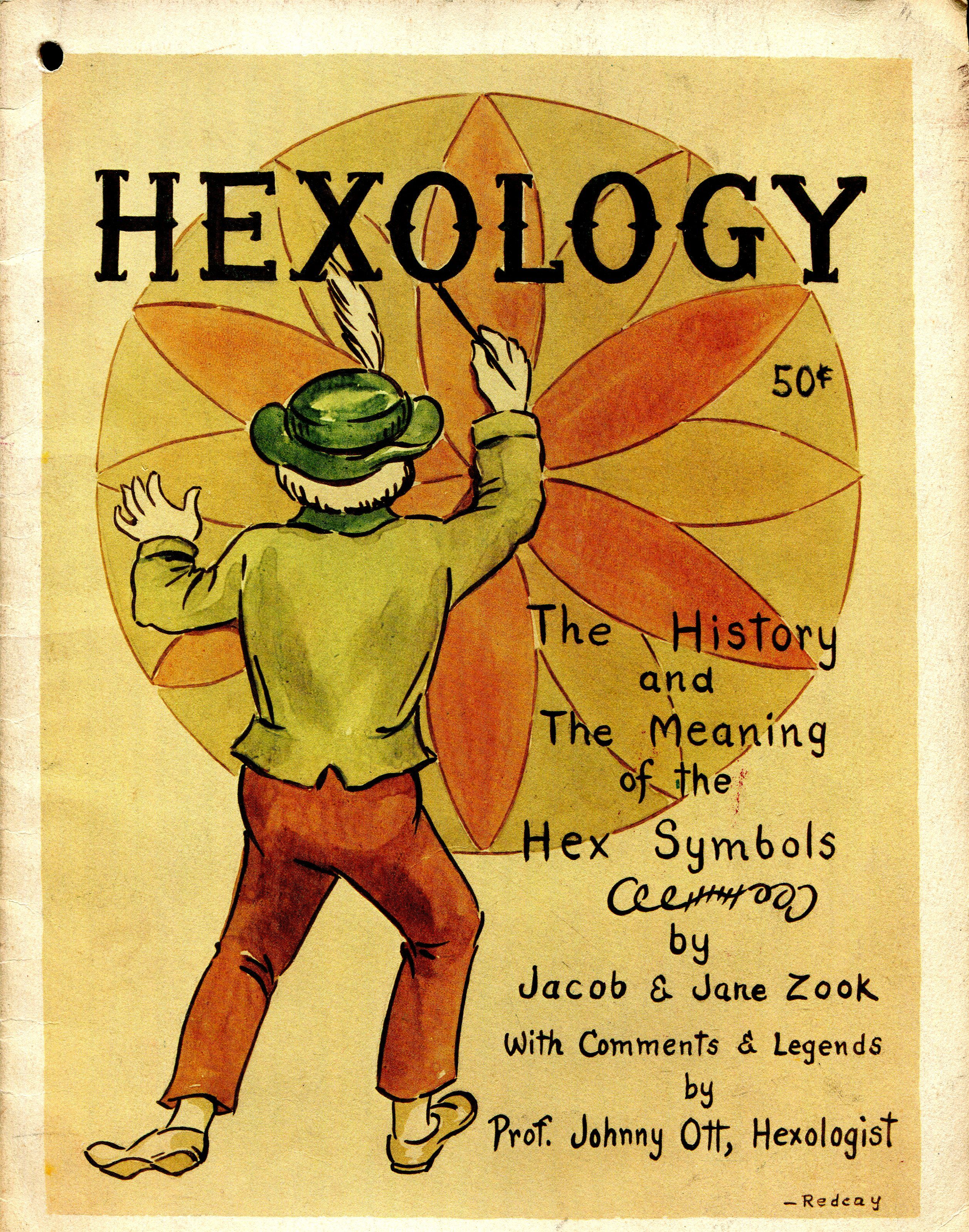 Hexology The History And Meaning Of The Hex Symbols Barn Hexs