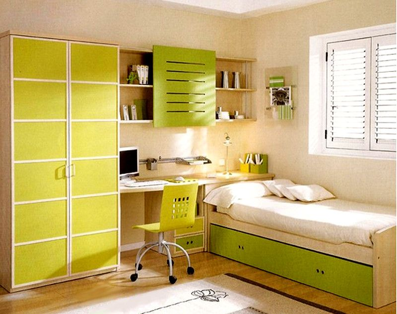 Muebles para dormitorios de ni os y jovenes casas - Habitaciones para jovenes ...