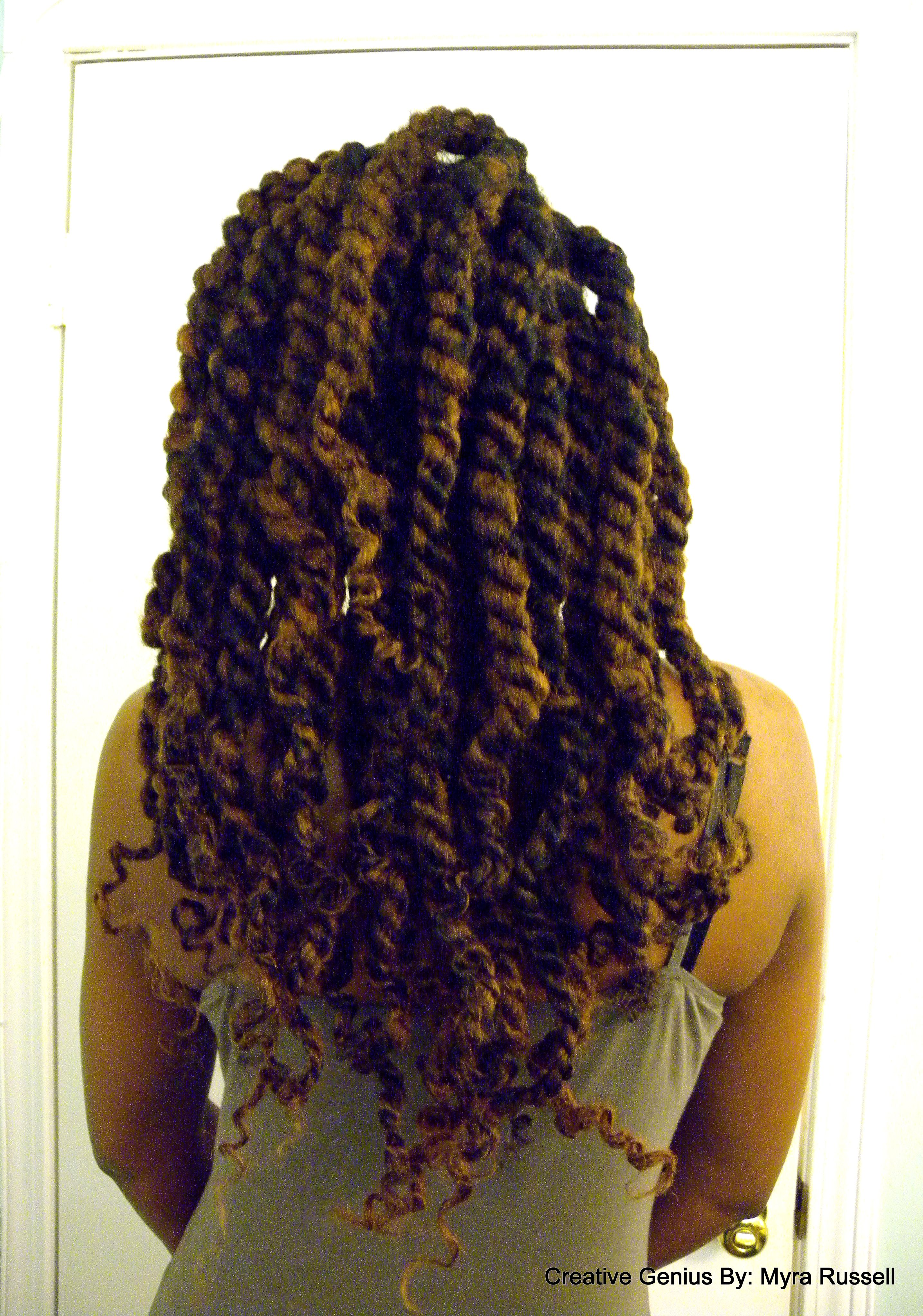 Havana Twists Marley Hair Extensions I Want Color Kind Of Like This