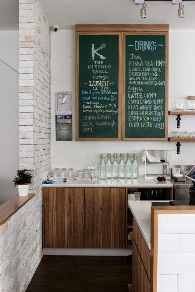 The Kitchen Table Bloesem Kitchen Decor Kitchen Cafe Restaurant