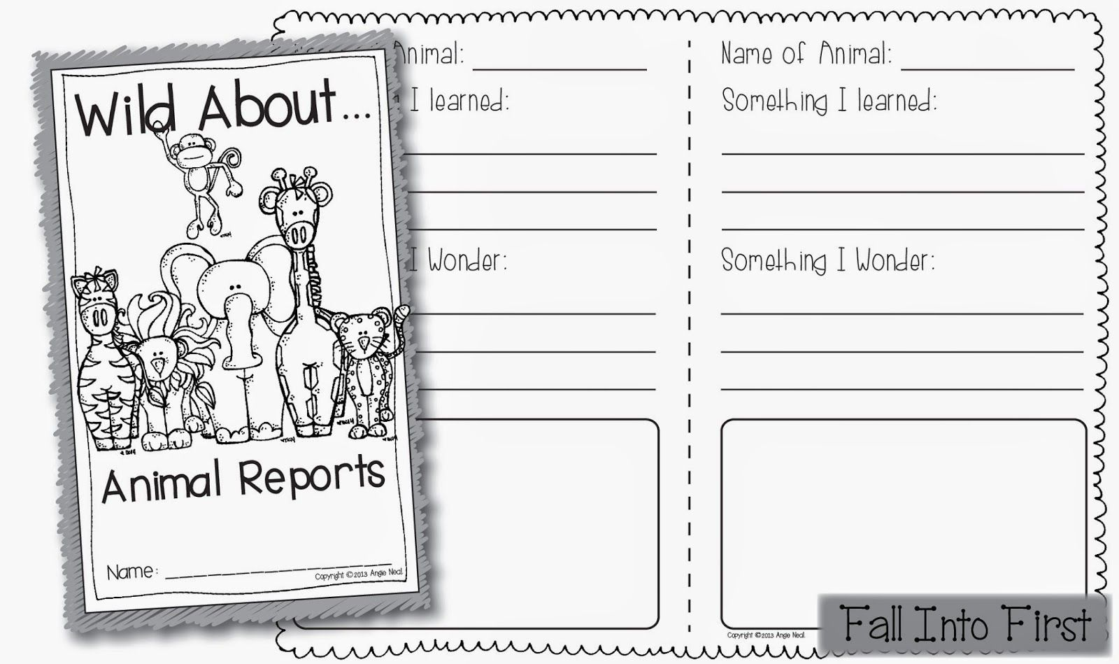 Zoopals Animal Reports